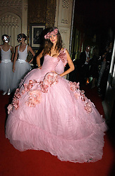 CHLOE PRIDHAM at the 2006 Moet & Chandon Fashion Tribute in honour of photographer Nick Knight, held at Strawberry Hill House, Twickenham, Middlesex on 24th October 2006.<br />
