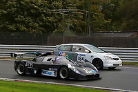 #1 Paul Rosee Saker RAPX S1-400 1994  during CNC Heads Sports / Saloon Championship as part of the BARC NW Championship Raceday at Oulton Park, Little Budworth, Cheshire, United Kingdom. October 21 2017. World Copyright Peter Taylor/PSP.
