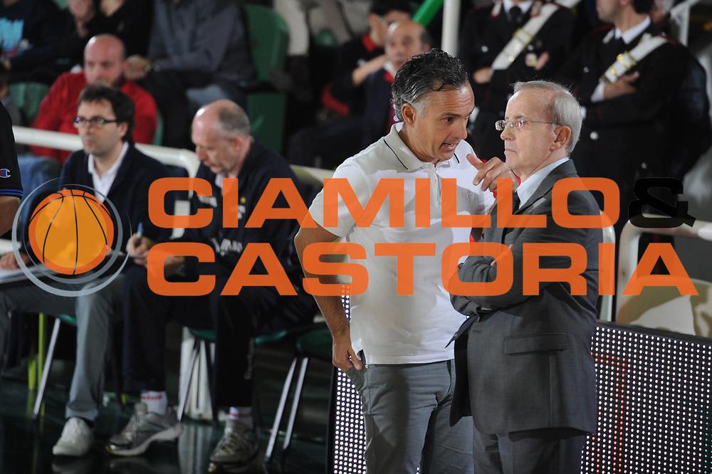 DESCRIZIONE : Avellino Lega A 2010-11 Air Avellino Armani Jeans Milano<br /> GIOCATORE : Dan Peterson Giorgio Valli<br /> SQUADRA : Armani Jeans Milano<br /> EVENTO : Campionato Lega A 2010-2011<br /> GARA : Air Avellino Armani Jeans Milano<br /> DATA : 03/04/2011<br /> CATEGORIA : coach<br /> SPORT : Pallacanestro<br /> AUTORE : Agenzia Ciamillo-Castoria/GiulioCiamillo<br /> Galleria : Lega Basket A 2010-2011<br /> Fotonotizia : Avellino Lega A 2010-11 Air Avellino Armani Jeans Milano<br /> Predefinita :