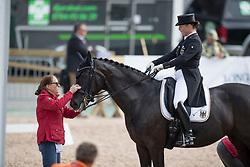 Werth Isabell, GER, Weihegold OLD<br /> FEI European Dressage Championships - Goteborg 2017 <br /> © Hippo Foto - Dirk Caremans