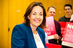 Pictured: <br /> <br /> Scottish Labour leader Kezia Dugdale joined candidate Ian Murray in Morningside, Edinburgh, today as he campaigned for election on Thursday. <br /> <br /> Ger Harley | EEm 6 June  2017