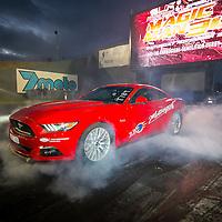 #MustangvsCamaro night here at the #PerthMotorplex tonight - #dragracing #WhoopAssWednesday