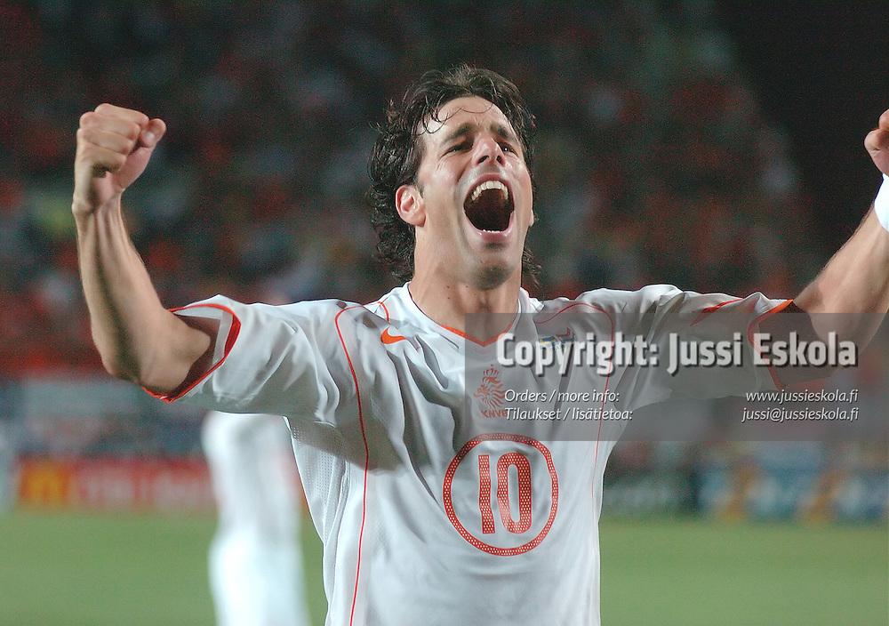 Ruud van Nistelrooy, Sweden-Holland 26.6.2004.&amp;#xA;Euro 2004.&amp;#xA;Photo: Jussi Eskola<br />