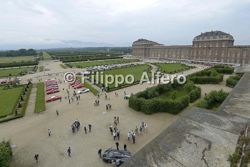 &copy; Filippo Alfero<br /> Parco Valentino Salone &amp; Gran Premio<br /> Venaria (TO), 14/06/2015