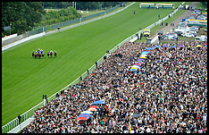 Royal Ascot racing 2012