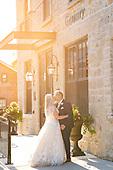 Andrea & Ian's August Elora Mill Wedding