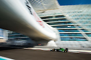 November 21-23, 2014 : Abu Dhabi Grand Prix. Kamui Kobayashi, Caterham F1