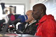 KAS Eupen Presents New Coach Claude Makelele - 07 Nov 2017