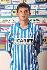 20111026 SETTORE GIOVANI SPAL 2011-2012 BERRETTI-