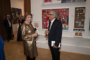 JOAN BAKEWELL, ANISH KAPOOR, 2019 Royal Academy Annual dinner, Piccadilly, London.  3 June 2019