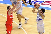 Robert Lawrence Carter<br /> Enel New Basket Brindisi - Openjobmetis Pallacanestro Varese<br /> Lega Basket Serie A 2016/2017<br /> Brindisi 12/02/2017<br /> Foto Ciamillo-Castoria
