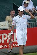 Kei Nishikori, Aspall Tennis Classic