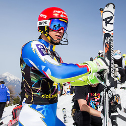 20140401: SLO, Alpine Ski - Super Combined Slovenian National Championship 2014