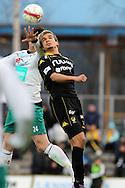 01.05.2010, Tapiolan Urheilupuisto, Espoo..Veikkausliiga 2010, FC Honka - IFK Mariehamn..Jami Puustinen - Honka.©Juha Tamminen.