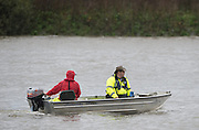 Hammersmith, Greater London, UK. 2015 Fours Head of the River Race, River Thames [ opposite Chiswick Eyot]  Saturday  07/11/2015 <br /> <br /> [Mandatory Credit: Peter SPURRIER: Intersport Images]