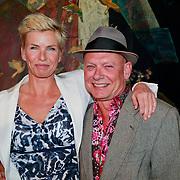 NLD/Rotterdam/20110418 - CD presentatie Toen Was Geluk Heel Gewoon van Sjoerd Pleijsier, Anita Witzier en Sjoerd Pleijsier
