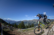 Gideon Bender (USA) at the 2018 UCI MTB World Championships - Lenzerheide, Switzerland