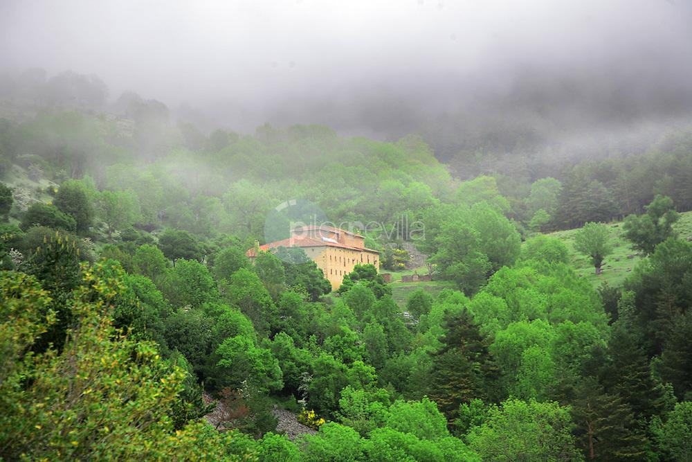 Ermita de Lomos de Orio. La Rioja ©Daniel Acevedo / PILAR REVILLA