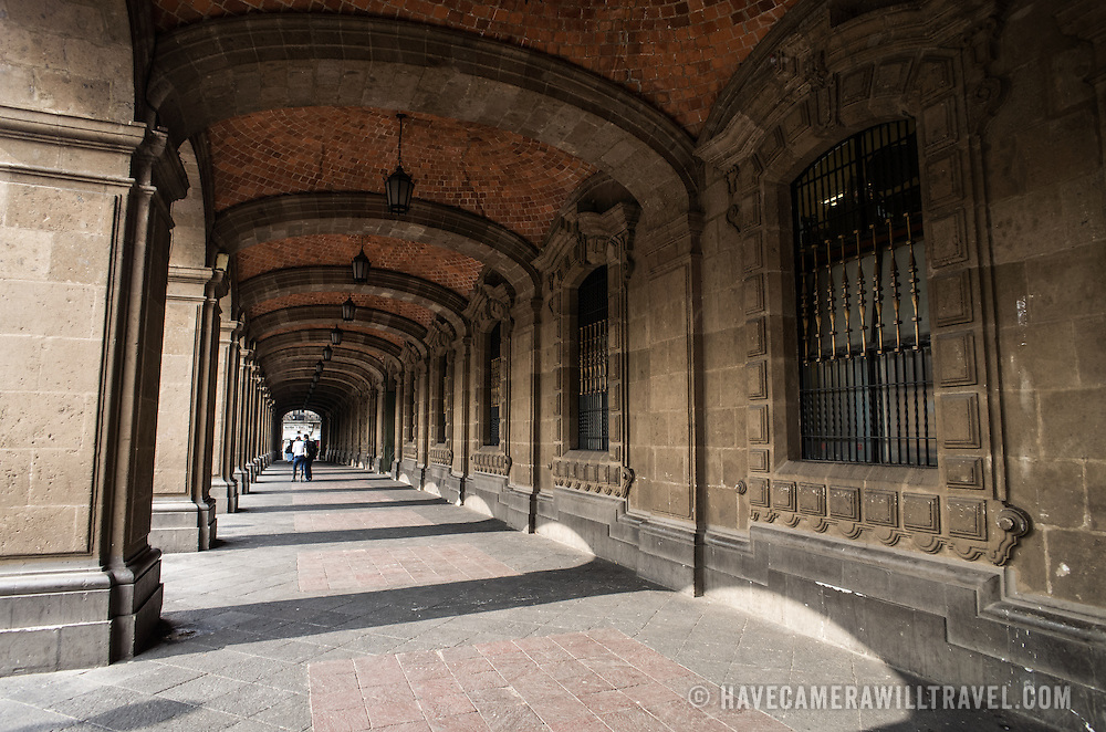 Formally known as Plaza de la Constitución, the Zocalo is the historic heart of Mexico City.