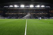 Stamford Bridge during the EFL Trophy match between U21 Chelsea and AFC Wimbledon at Stamford Bridge, London, England on 4 December 2018.