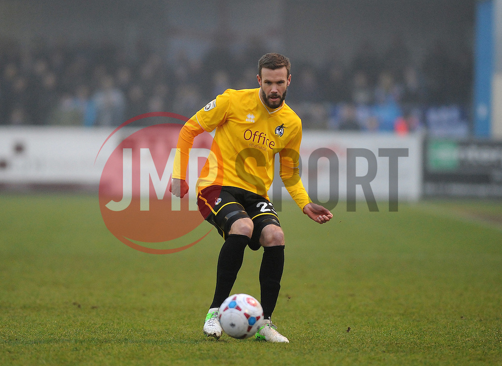 Bristol Rovers' Andy Monkhouse - Photo mandatory by-line: Neil Brookman/JMP - Mobile: 07966 386802 - 04/01/2015 - SPORT - football - Nuneaton - James Parnell Stadium - Nuneaton Town v Bristol Rovers - Vanarama Conference