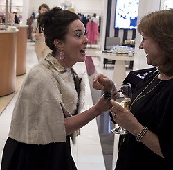 Designer Kate Spade Died At 55. Kate Spade was found dead in apparent suicide on June 5, 2018 - Kate Spade reacts as she meets Kathy Rohr, a classmate and friend from St. Teresa's Academy, during an event at Hall's on Grand at Crown Center Plaza on Wednesday, March 9, 2016 in Kansas City, Mo, USA. Photo by Shane Keyser/Kansas City Star/TNS/ABACAPRESS.COM