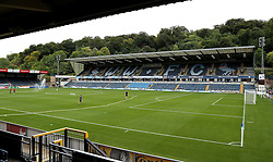 Adams Park, home of Wycombe Wanderers - Mandatory by-line: Robbie Stephenson/JMP - 09/08/2016 - FOOTBALL - Adams Park - High Wycombe, England - Wycombe Wanderers v Bristol City - EFL League Cup