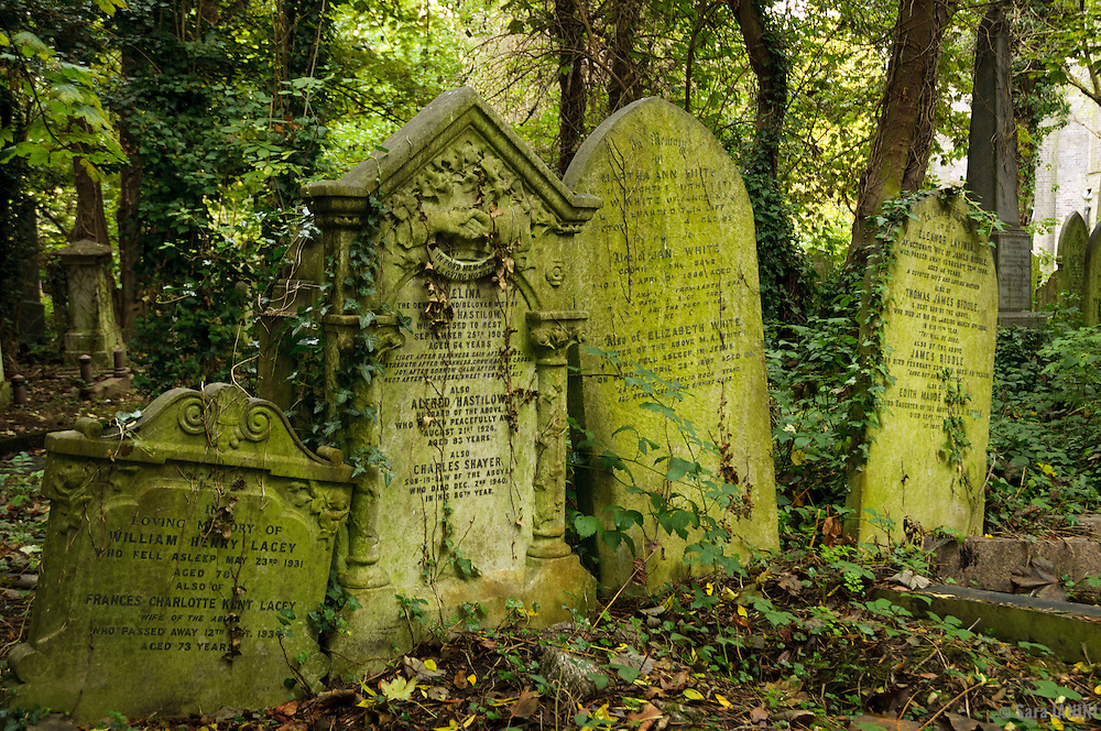 Abney Park Cemetery, Stoke Newington, London, England, UK, Europe