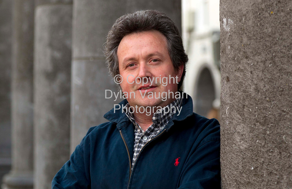 3/3/2011.Mark Dowling, Maddoxtown Kilkenny Irish Times Competition Winner..Picture Dylan Vaughan.....