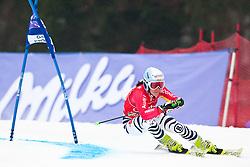 11.03.2010, Kandahar Strecke Damen, Garmisch Partenkirchen, GER, FIS Worldcup Alpin Ski, Garmisch, Lady Giant Slalom, im Bild Hoelzl Kathrin, ( GER, #6 ), Ski Fischer, EXPA Pictures © 2010, PhotoCredit: EXPA/ J. Groder /SPORTIDA PHOTO AGENCY