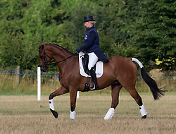Zara Phillips at Gatcombe Park<br /> Gatcombe Park, United Kingdom<br /> Saturday, 3rd August 2013<br /> Picture by i-Images