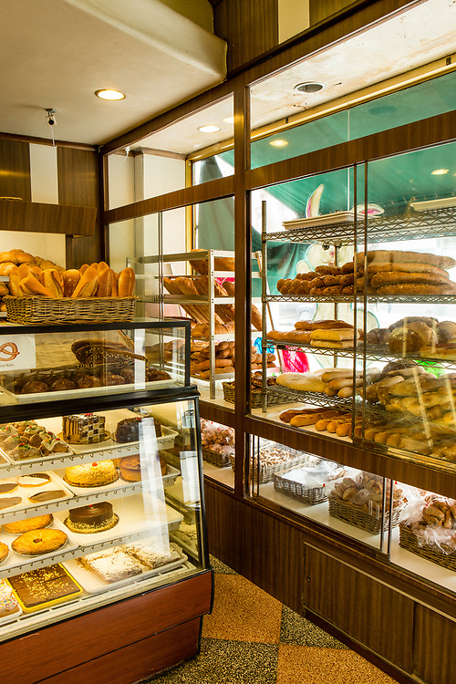 The interior of Caputo's Bake Shop in Brooklyn's Carroll Gardens.