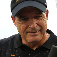 ORLANDO, FL - JANUARY 01:  Head coach Gary Pinkel of the Missouri Tigers is seen on the field after winning the Buffalo Wild Wings Citrus Bowl between the Minnesota Golden Gophers and the Missouri Tigers at the Florida Citrus Bowl on January 1, 2015 in Orlando, Florida. (Photo by Alex Menendez/Getty Images) *** Local Caption *** Gary Pinkel