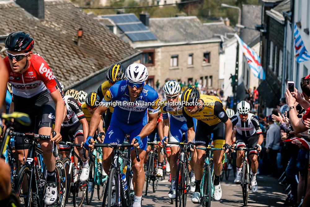 2018  Liège-Bastogne-Liège, Belgium, 22 April 2018, Photo by Pim Nijland / PelotonPhotos.com | All photos usage must carry mandatory copyright credit (Peloton Photos | Pim Nijland)