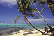 Huahine, French Polynesia<br />