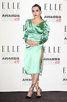 Charli XCX, ELLE Style Awards 2016, Millbank London UK, 23 February 2016, Photo by Richard Goldschmidt
