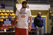 Alessandro Gentile<br /> Nazionale Italiana Maschile Senior - Allenamento<br /> FIP 2017<br /> Torino, 20/11/2017<br /> Foto M.Ceretti / Ciamillo-Castoria