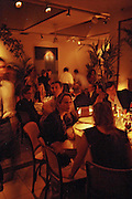 Dinner at San Lorenzo, Beauchamp Place after Tod's hosts Book signing with Dante Ferretti celebrating the launch of 'Ferretti,- The art of production design' by Dante Ferretti. 19 April 2005.  ONE TIME USE ONLY - DO NOT ARCHIVE  © Copyright Photograph by Dafydd Jones 66 Stockwell Park Rd. London SW9 0DA Tel 020 7733 0108 www.dafjones.com