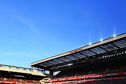 A general view of the Kenny Dalglish Stand at Anfield Stadium - Mandatory by-line: Matt McNulty/JMP - 24/02/2018 - FOOTBALL - Anfield - Liverpool, England - Liverpool v West Ham United - Premier League