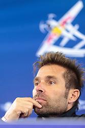 05.09.2015, Red Bull Ring, Spielberg, AUT, Red Bull Air Race, Spielberg, Qualifikation, im Bild Hannes Arch (AUT) // Hannes Arch of Austria during the qualifying of Red Bull Air Race Championships 2015 at the Red Bull Ring in Spielberg, Austria on 2015/09/05. EXPA Pictures © 2015, PhotoCredit: EXPA/ JFK