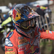 Jeffrey Herlings after winning MX1 moto 1.