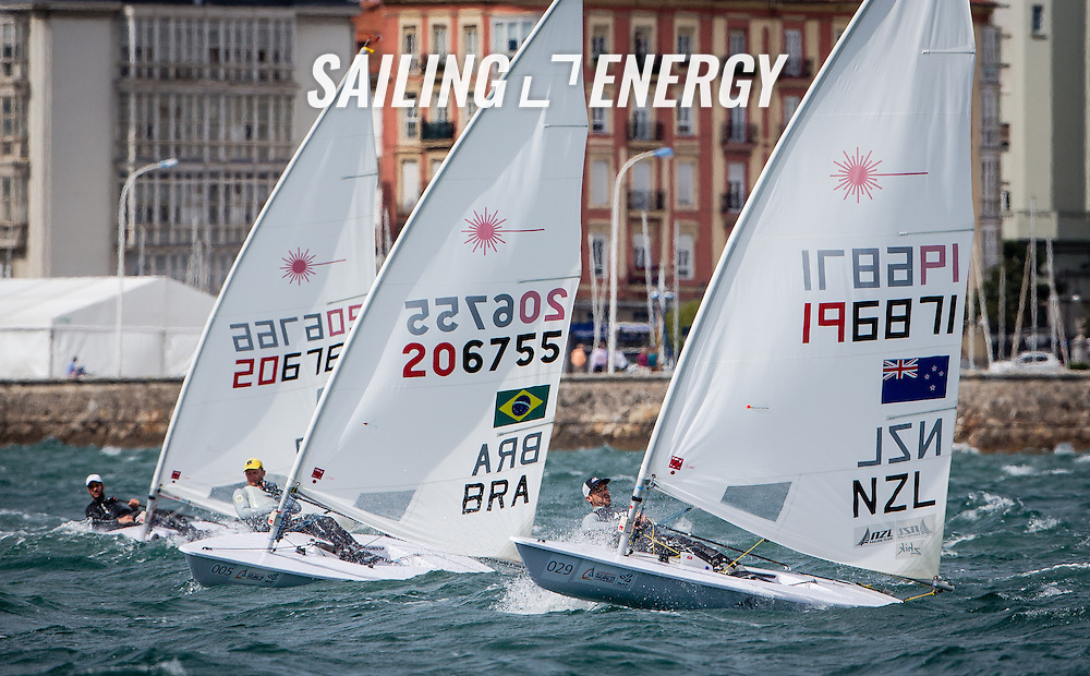 Santander 2014 ISAF Sailing World Championships. Medal races