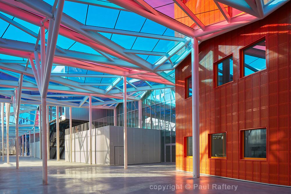Cambridge Triangle ARTEM Univeristy of Lorraine, Nancy, France