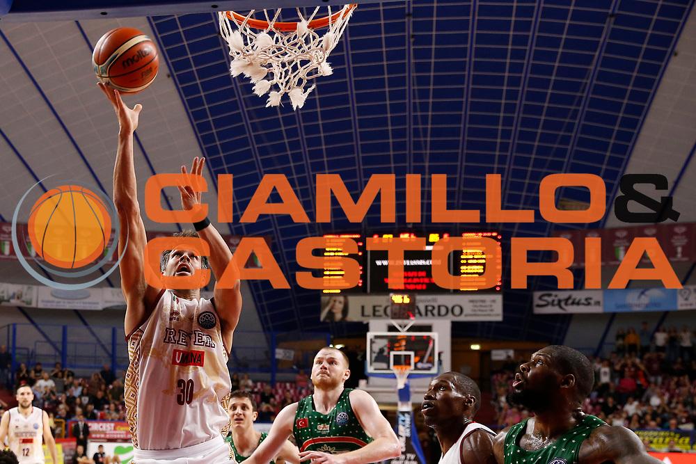 Cerella Brumo<br /> Umana Reyer Venezia vs Banvit<br /> FIBA Basketball Champions League 2017/2018<br /> Venezia,  10/10/2017<br /> Foto Ciamillo-Castoria/A. Gilardi