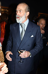 PRINCE MICHAEL OF KENT at auctioneers Sotheby's Summer party held at their showrooms in 34-35 New Bond Street, London W1 on 6th June 2005.<br /><br />NON EXCLUSIVE - WORLD RIGHTS
