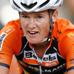 Boels Rental Ladiestour 2013 Stage 6 Bunde - Berg en Terblijt Marieke van Wanroij