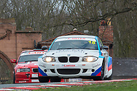 #15 Colin GILLESPIE BMW 130i  during Cartek Club Enduro Championship as part of the 750 Motor Club at Oulton Park, Little Budworth, Cheshire, United Kingdom. April 14 2018. World Copyright Peter Taylor/PSP.