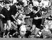 All Black John Ashworth in action.<br /> Copyright photo: Norman Smith / www.photosport.co.nz