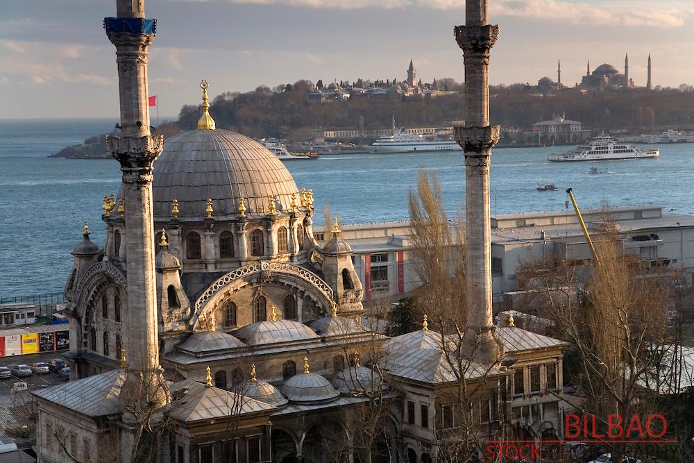 Nusretiye Mosque. Istanbul, Turkey (2)