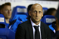 Reading manager Jaap Stam - Mandatory by-line: Jason Brown/JMP - 09/09/2016 - FOOTBALL - Madejski Stadium - Reading, England - Reading v Ipswich Town - Sky Bet Championship